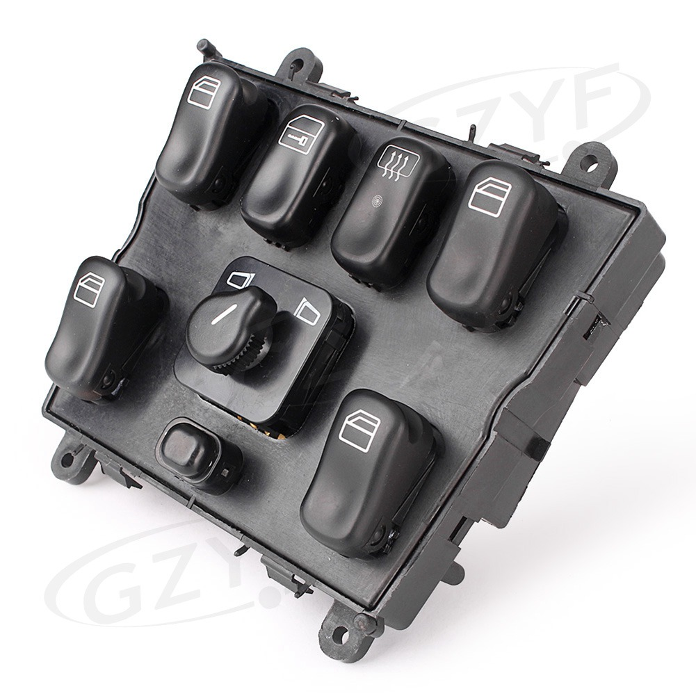 Car electric power window master control switch for 98 03 for 1999 mercedes ml320 window switch