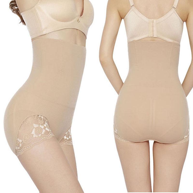 686ee42fa5c43 Women Slim High Waist Trainer Tummy Control Shaper Hip Lifter Panties  Shapewear