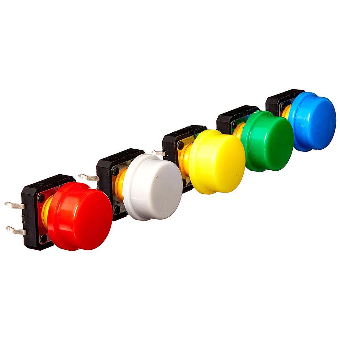 ca 10cm Doppel-Klicksystem-Verbinder für 10mm SMD-LED RGB Streifen lötfrei!