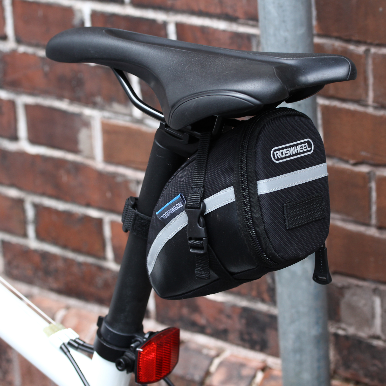 Details About Bike Rear Seat Pack Bicycle Saddle Bag Champion Wedge 1 2l Waterproof Pannier