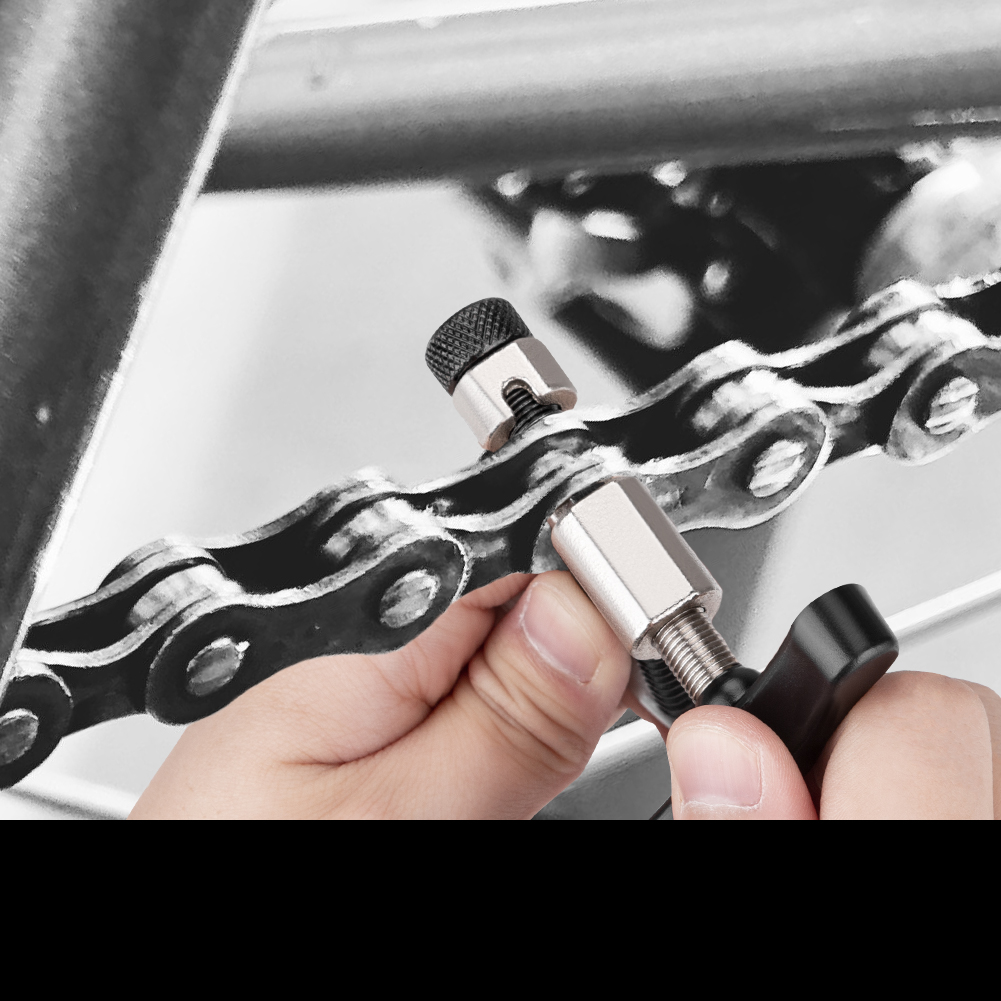 Portable Steel Bike Chain Breaker Bicycle Splitter Cutter Repair Install Tool US