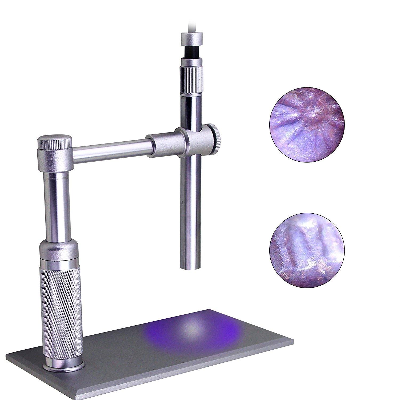 YaeCCC HD 2MP USB Digital Microscope for Circuit Board Repair Soldering Tool