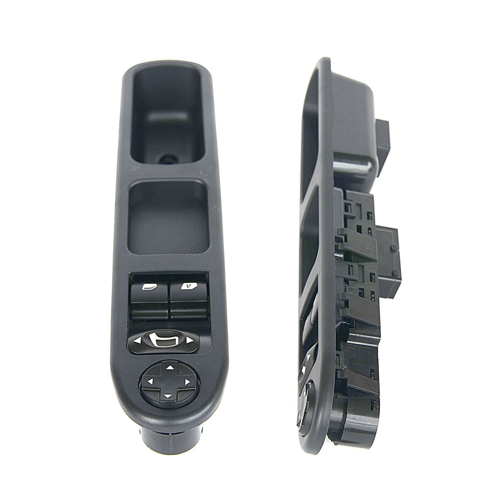Power Window Master Control switch Fits 6554.QC 6554QC by Best Thumbs Up