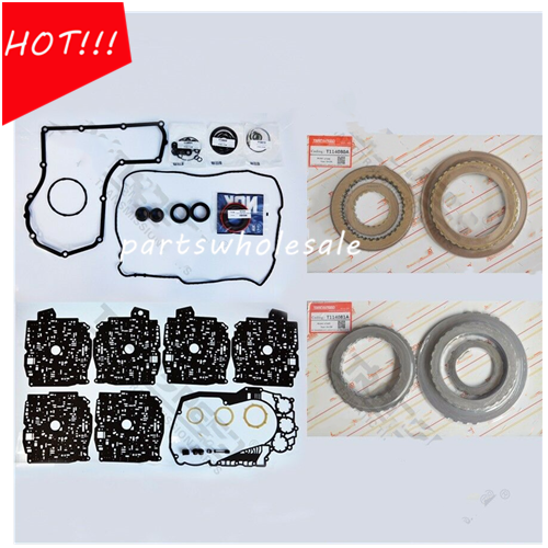 ZF6HP26 Transmission Clutch Plate Rebuild Kit