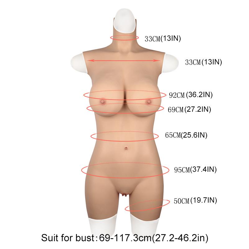 korper anzug anal