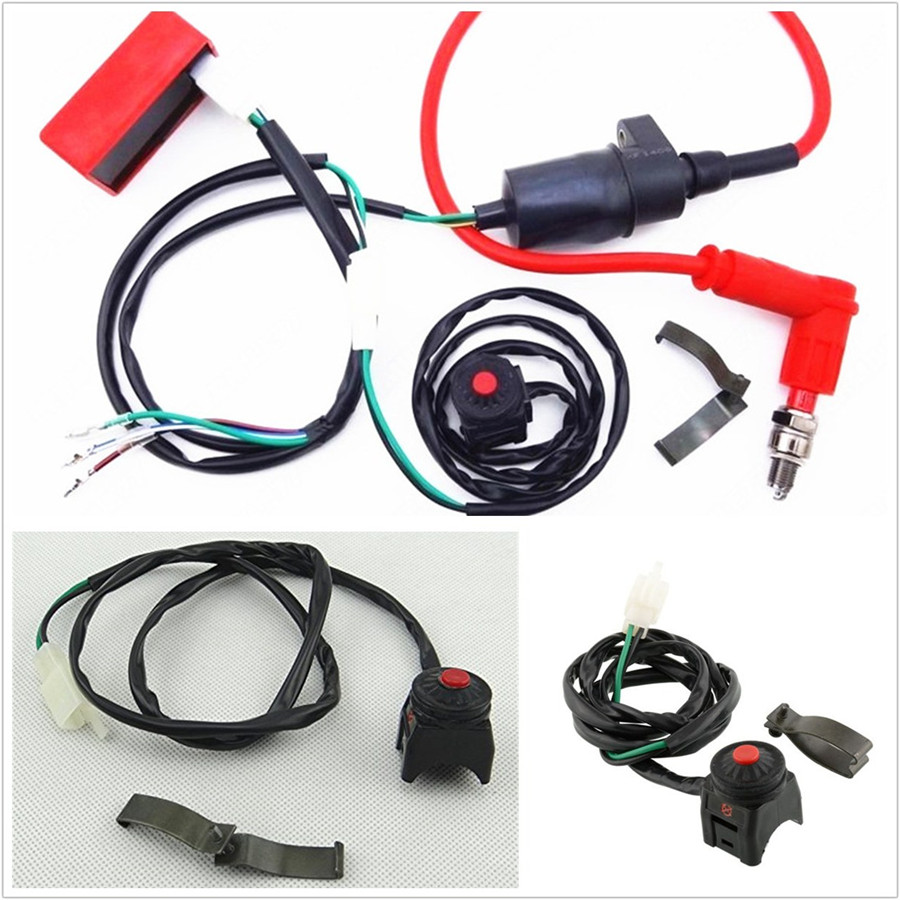 Details about Motorcycle ATV Professional Wiring Harness Kill Switch on cdi wiring, motorcycle start switch, motorcycle handlebar bags, motorcycle universal kill switch and starter, motorcycle on off switch, motorcycle led rocker switch, motorcycle tether kill switch, motorcycle light switch, motorcycle ignition system diagram,