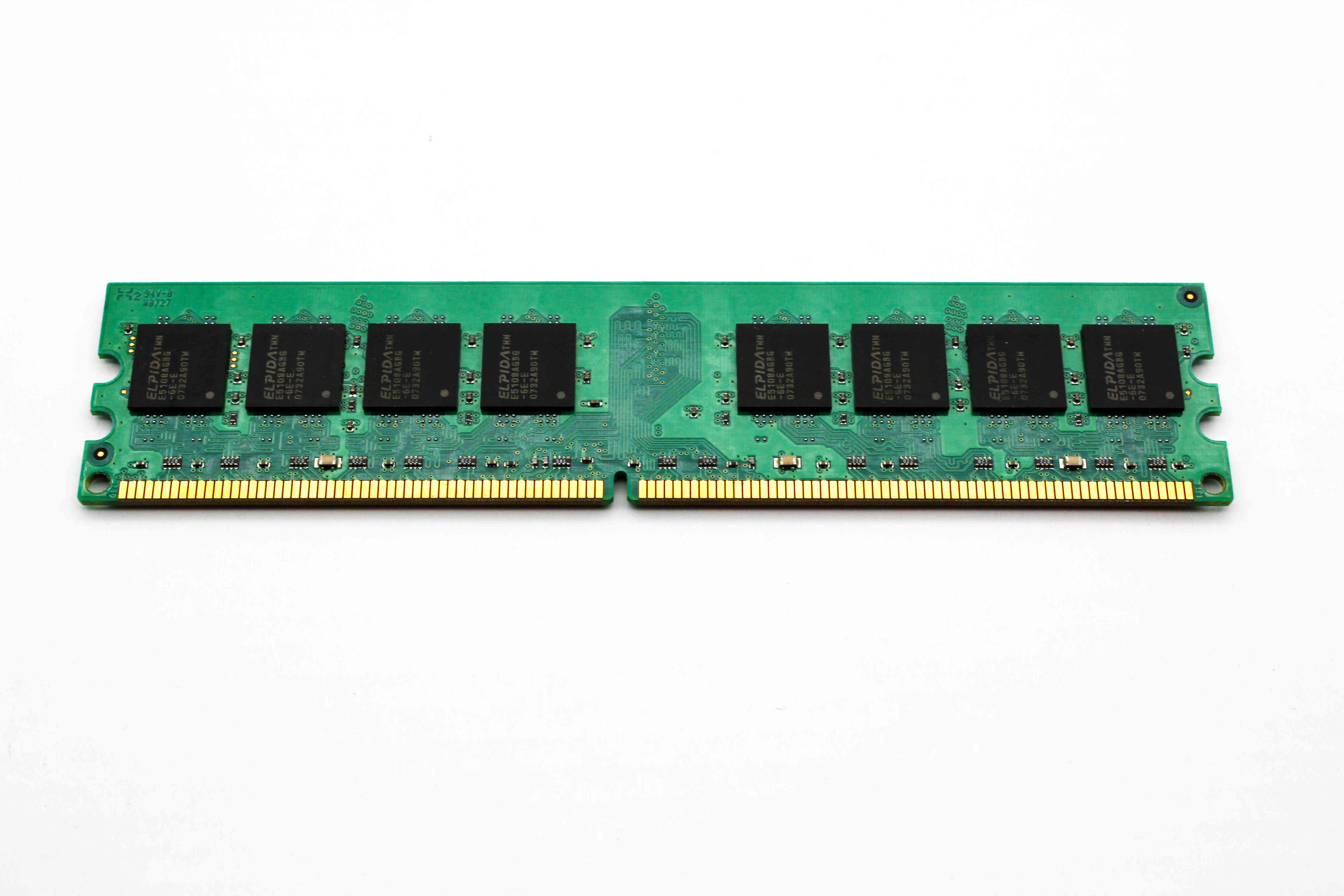 1GB 667Mhz Desktop DDR2 240Pins For Yruis PC2-5300 Density DIMM SDRAMR ARL2USQ4
