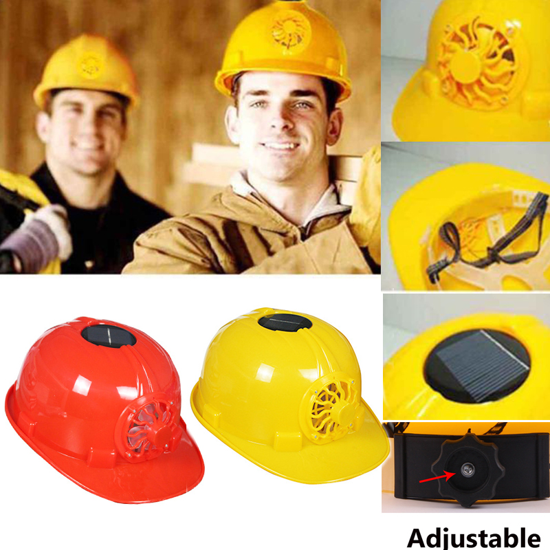 Construction Helmet Cooling Fan - Best Fan In