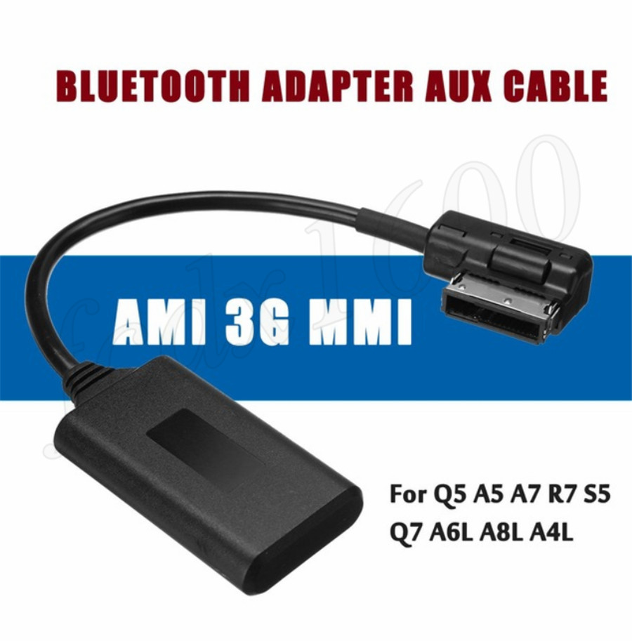 ami mmi bluetooth adapter aux cable audio radio for q5 a5. Black Bedroom Furniture Sets. Home Design Ideas