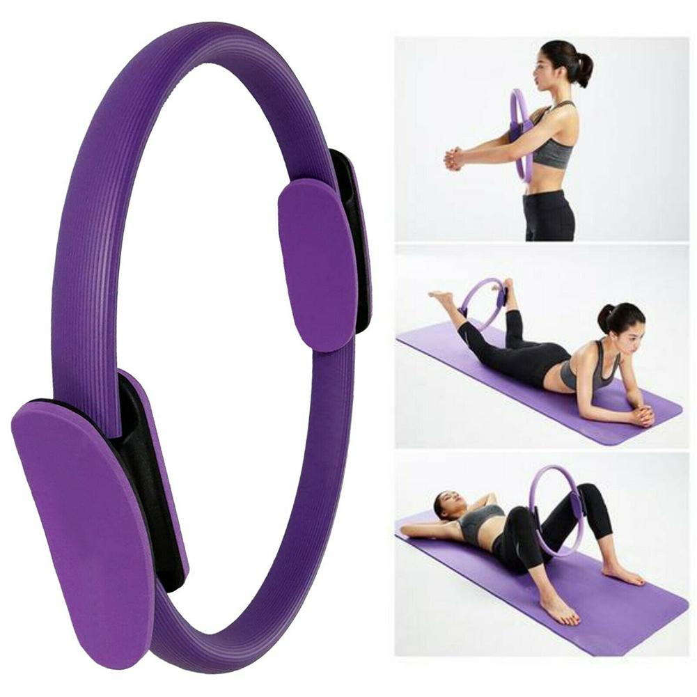 Yoga Spannungsband Latex Fitness Sport Multifunktional Draussen Tragbar DE