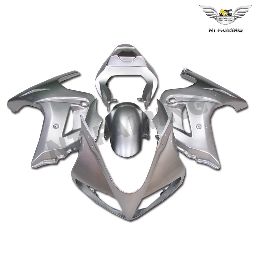 Three T Motorcycle Unpainted Rear Upper Tail Seat Cowl Fairing Fit for Suzuki GSXR 1000 K7 2007-2008