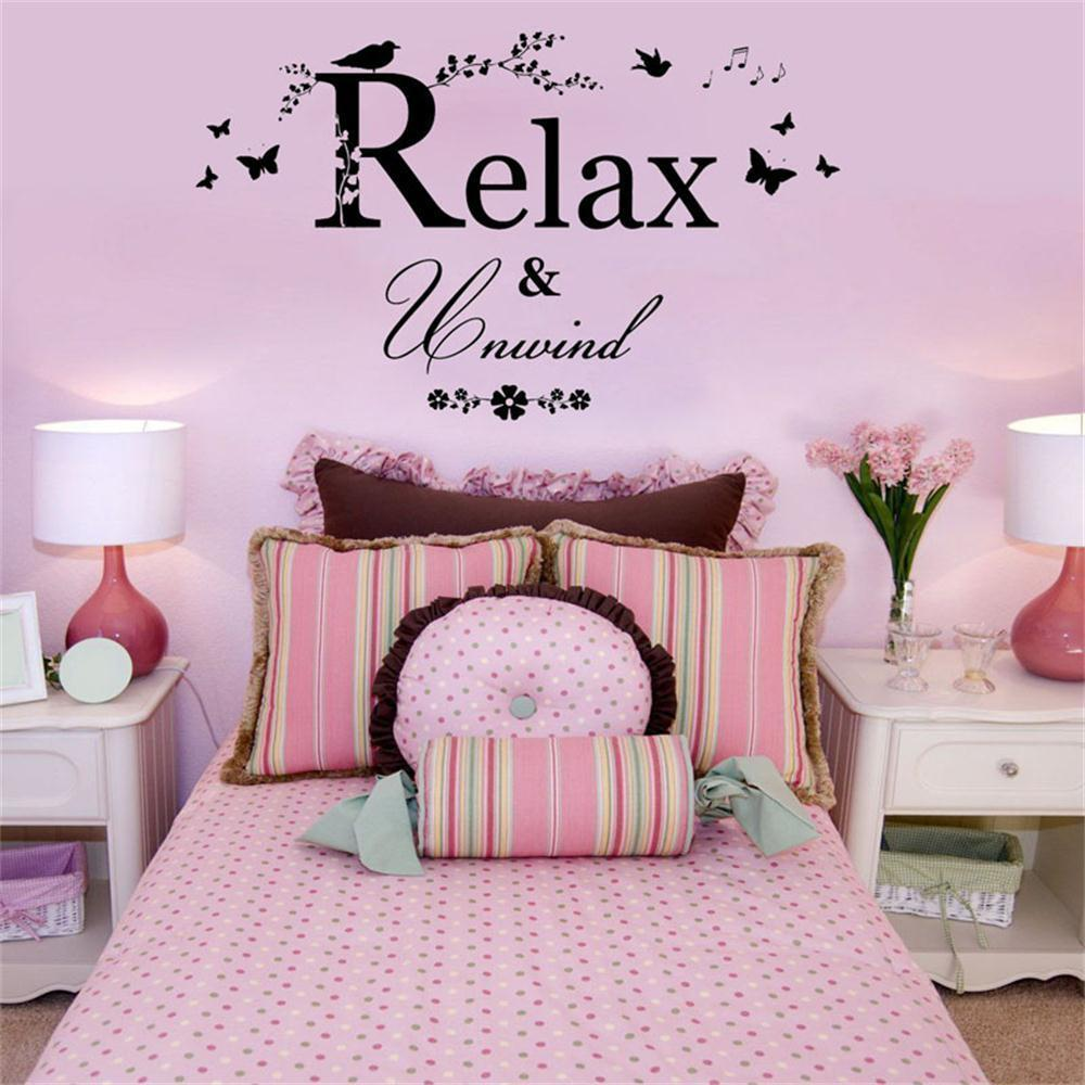 Beaufiful Bedroom Quotes For Walls Photos Mermaid Wall Stencils