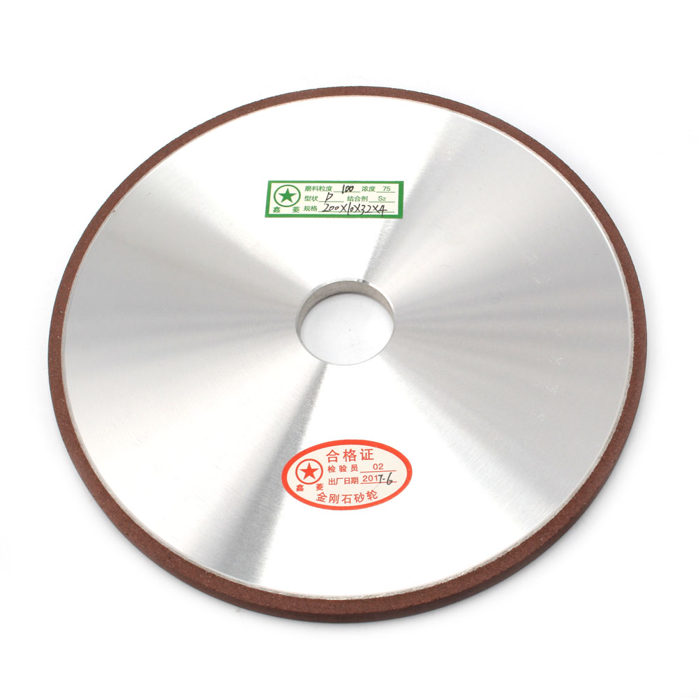 7 inch Grit 150 Diamond Grinding Wheel Metalworking Surface Abrasive Tools