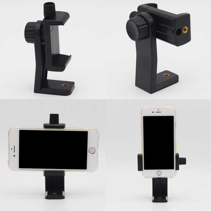 Bike Mount Holder Motorcycle Bicycle Mobile Phone Bracket Fit For Smartphone GPS