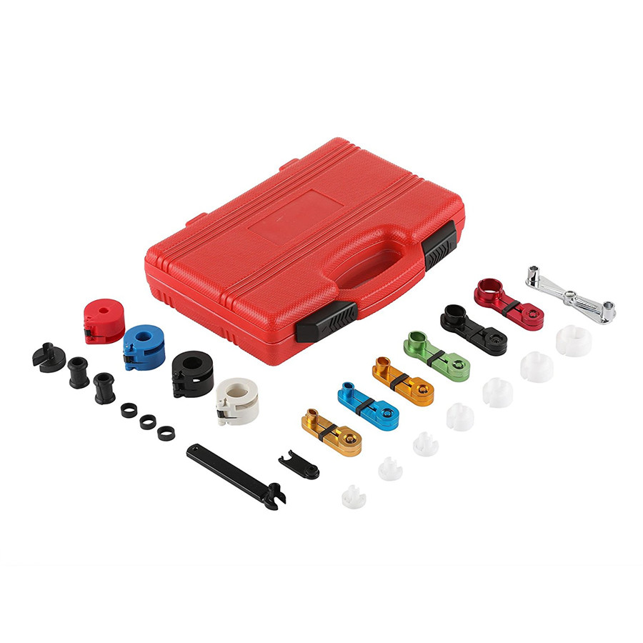 Details about 22X Durable A/C Air Conditioning & Fuel Line Disconnect Tool  Set for Ford/GM Car