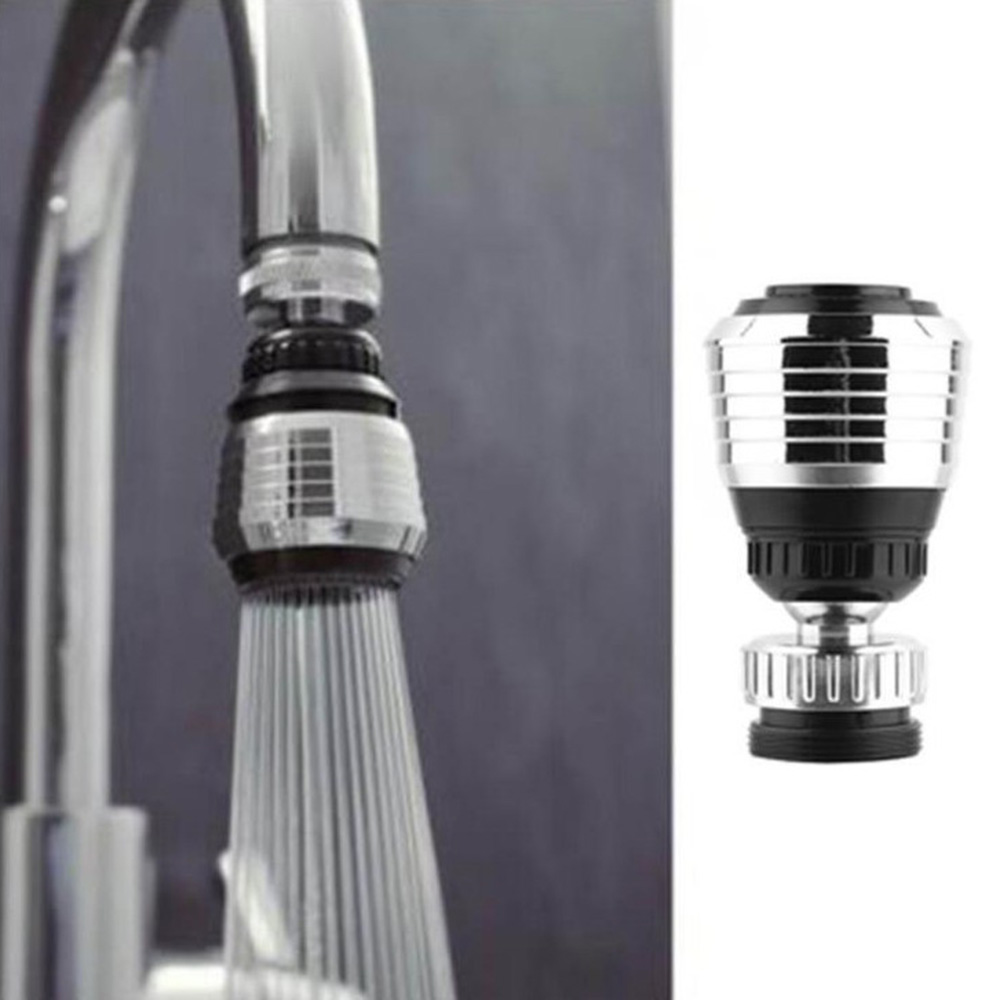 360° Tap Water Nozzle Saving Faucet Filter Spray Head Kitchen Faucet Extender UK