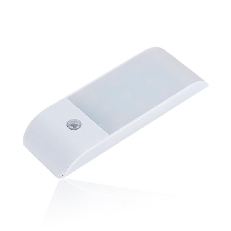 12LED FYD-1616 USB Motion Sensor Lights PIR Wireless Night Light Cabinet Strip