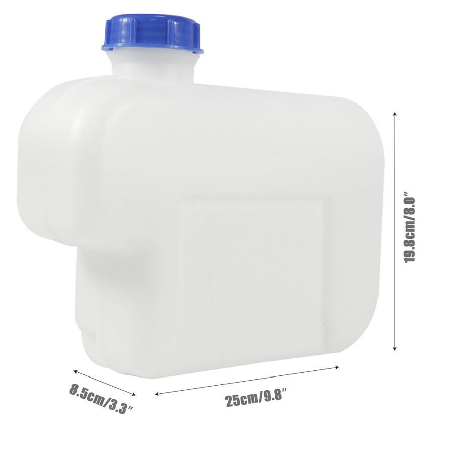 Auto-Luftheizung 5L Kraftstoff Tank Diesel-Öldosen mit Metall-Einbau Halterung