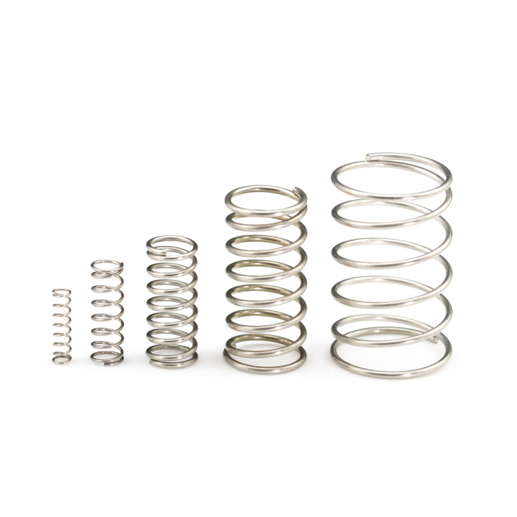 Feder Stahl Druckfeder Durchmesser 40 mm Länge 76mm Drahtstärke 10 mm Stahlfeder
