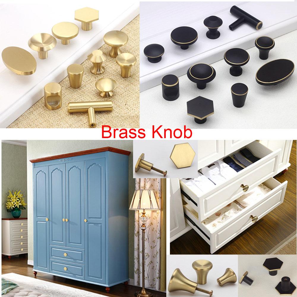 1pc Square Knobs Door Drawer Closet Cabinet Wardrobe Cupboard Pull Handle Knob