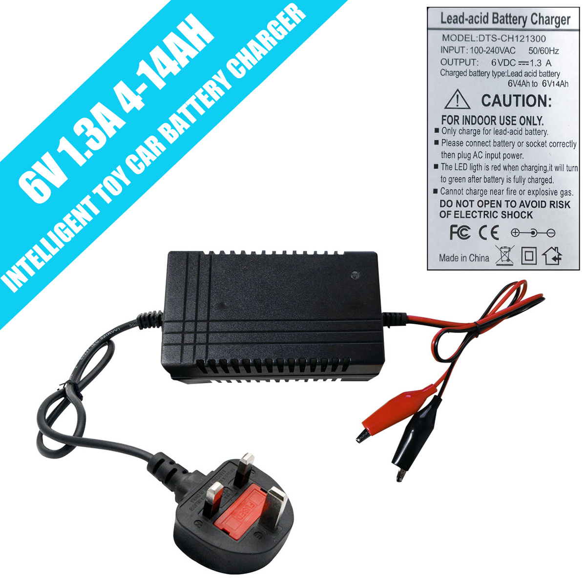 Toy Car Battery Charger Combo 6v 45ah 6 Volt Mains 2v 12v Sealed Leadacid Sla Ebay If You Have Any Inquiry Please Contact Us Through Seller Message Or Email With Your Name Id Item Number Before Bidding