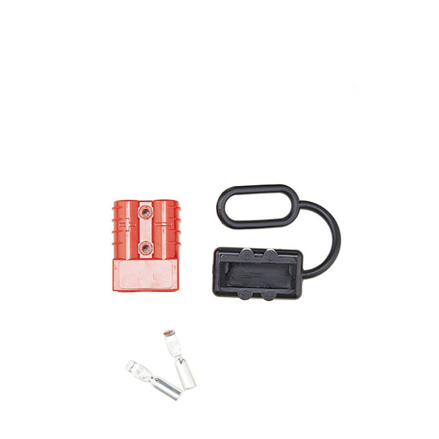 Battery Quick Connect Disconnect Kit Wire Harness Plug Winch Trailer A For Wiring Diagram 12 36v 50a