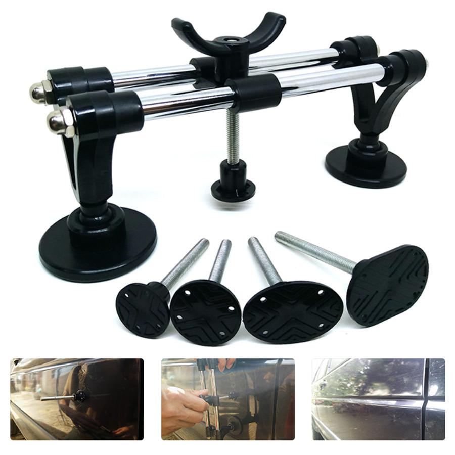 Dent Repair Pulling Bridge Car Dent Repair Tools movable suction cup buckle 1set