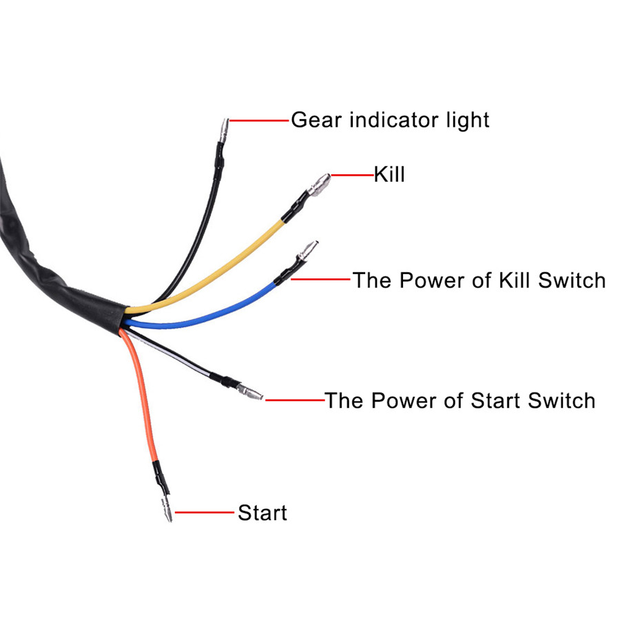 18d4 mini chopper headlight wiring diagram kill switch for a horn | wiring  resources  wiring resources