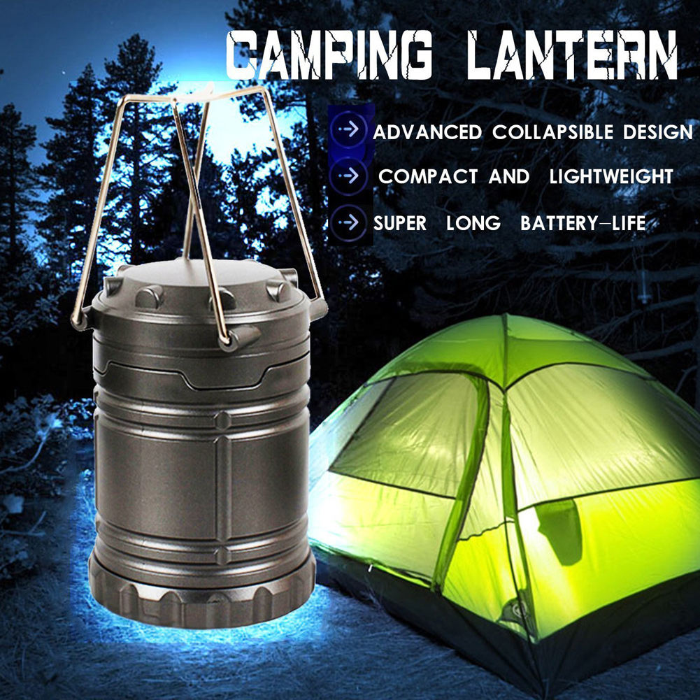 30 led camping outdoor lights portable tent collapsible lamp does not apply mozeypictures Gallery