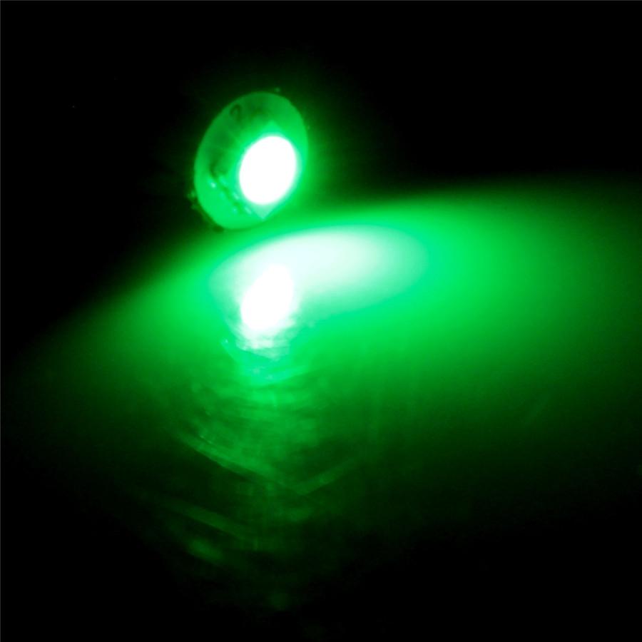 Auto 5 Farben 30 Pcs T5 Instrumententafel Licht 10 Pcs T10 LED-Lampen DC 12V
