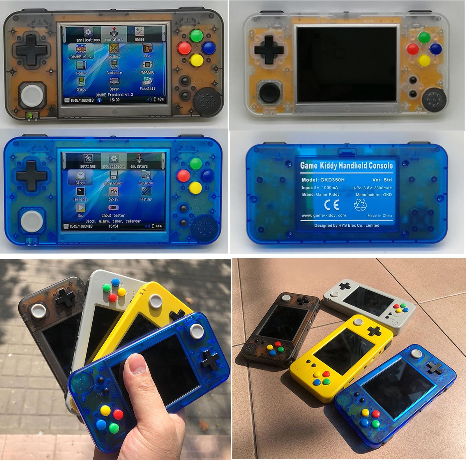 Mini Pocket Arcade Game Machine Handheld 150x Video Games LCD Retro Gamer Gift
