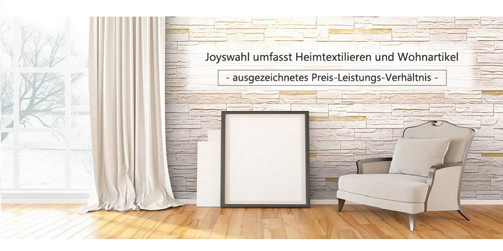gardinen wohnzimmer vorhang schlafzimmer fenstergardine modern wei schlaufen ebay. Black Bedroom Furniture Sets. Home Design Ideas