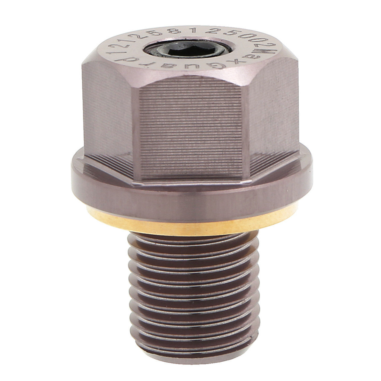 Magnetic Oil Sump Drain Plug Skyline M12x1.25 PURPLE GTR Stagea
