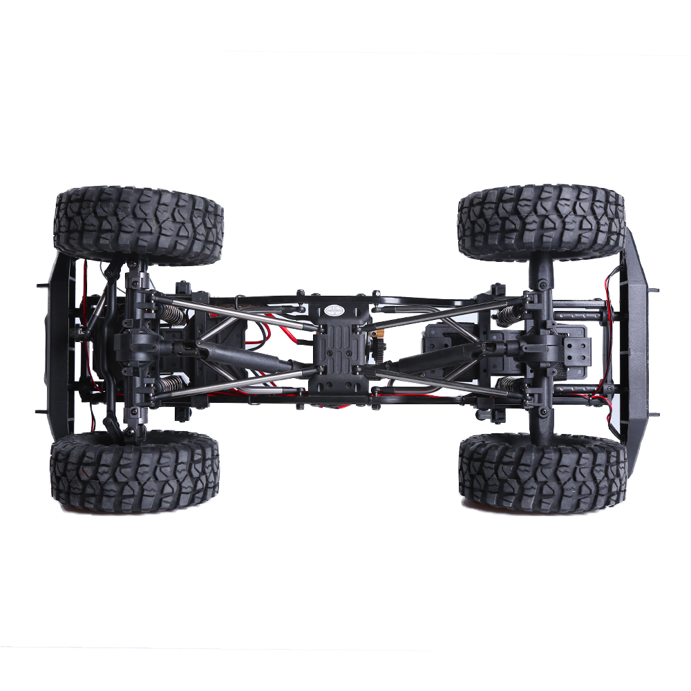 136100LS Rc Racing Car Rock Crawler 1/10 Scale Remote Control Buggy ...