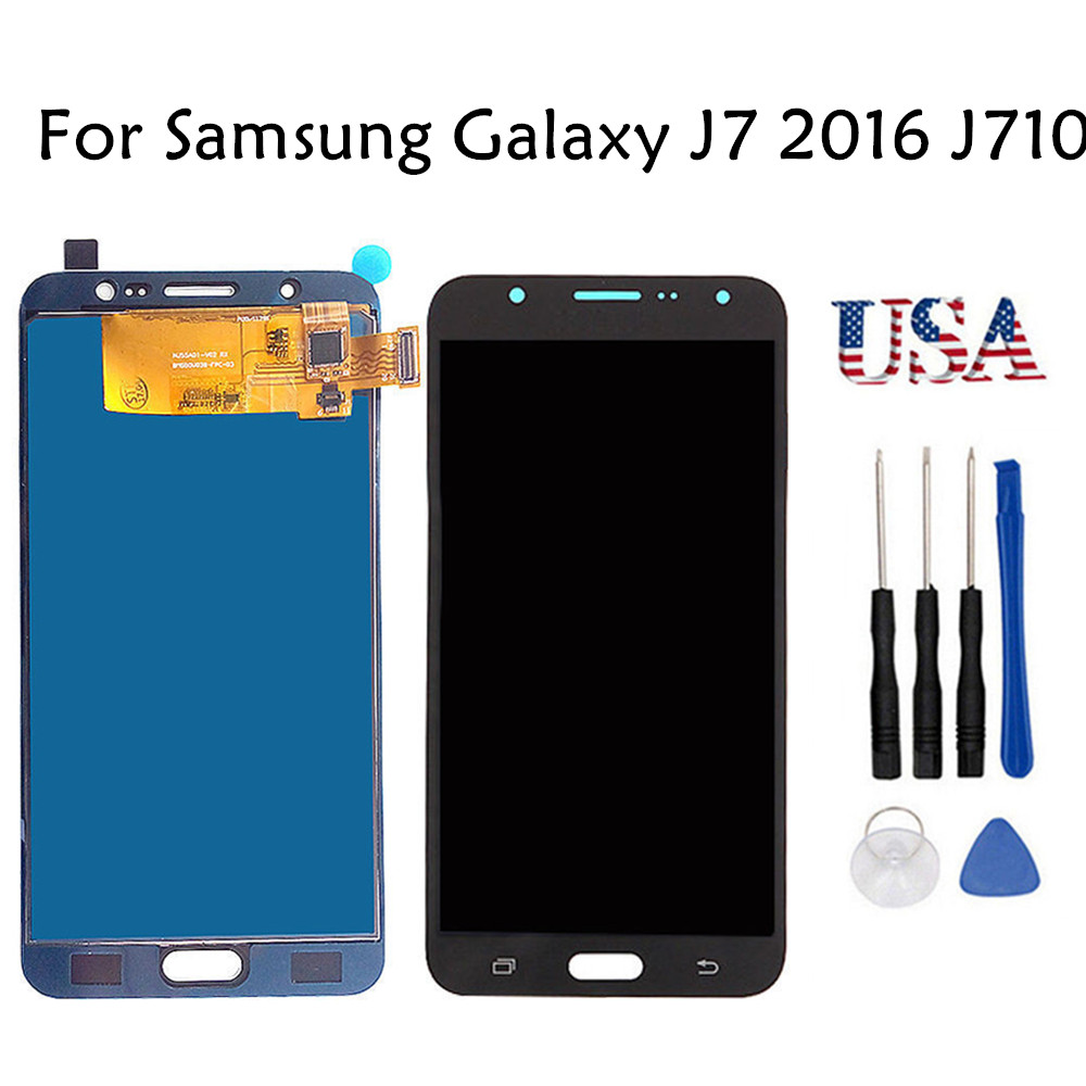 Details about Touch LCD Screen Digitizer For Samsung Galaxy J7 SM-J710FN  J710F J710MN/DS Black