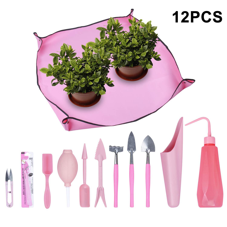 Mini DIY Garden Plant Tools Set Succulent Planting Transplanting Tools Kit