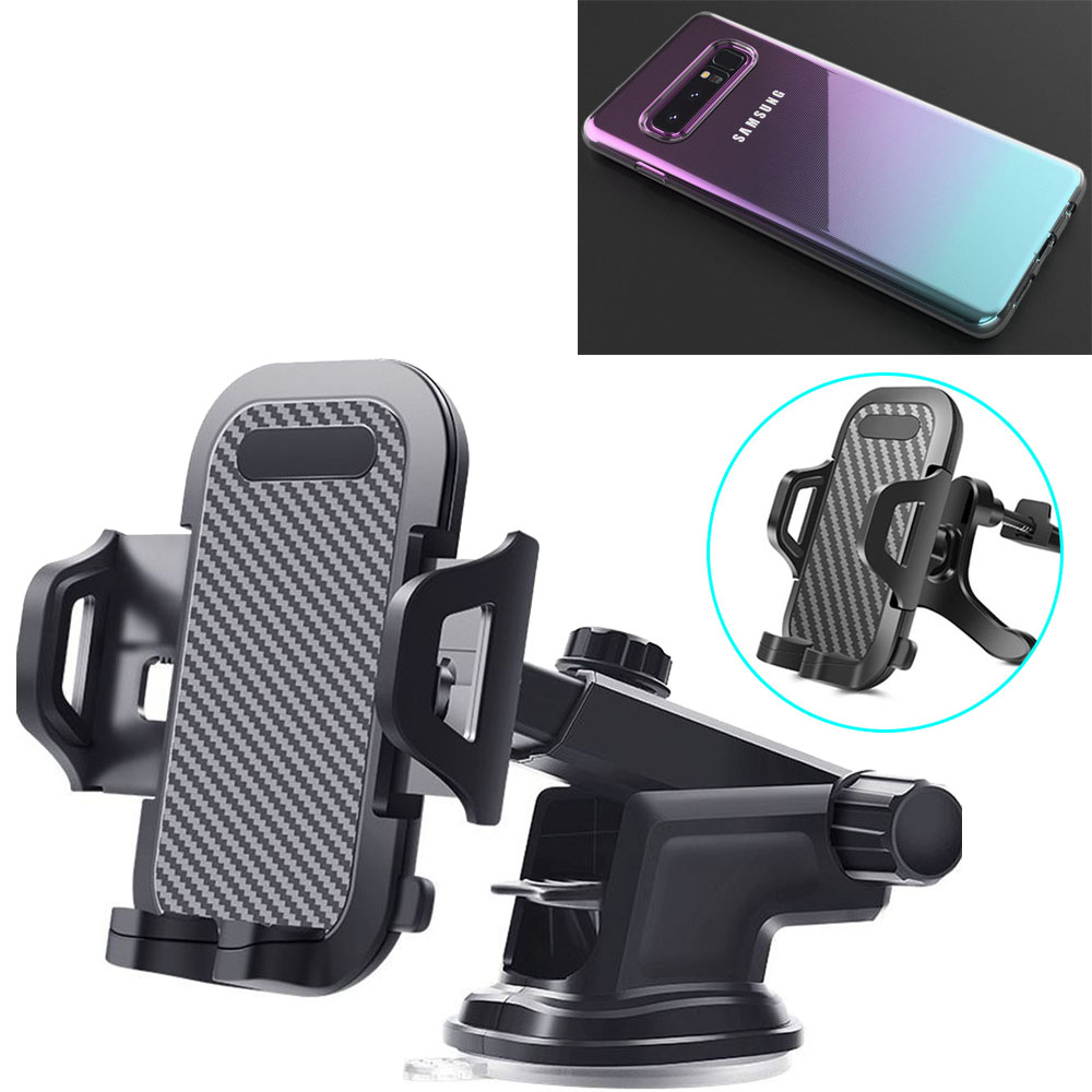 360 Degree Rotation Mobile Phone Flat Ring Brackets Ring Back Buckle Magnetic Absorption Mobile Phone Bracket for Car Black 2PCS Adjustable Feature Phones Ring Rotate 360 Degrees Car Holder
