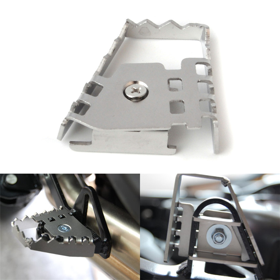 Foot Brake Lever Pedal Extension Extender For BMW R1200GS F800GS F700GS F650GS
