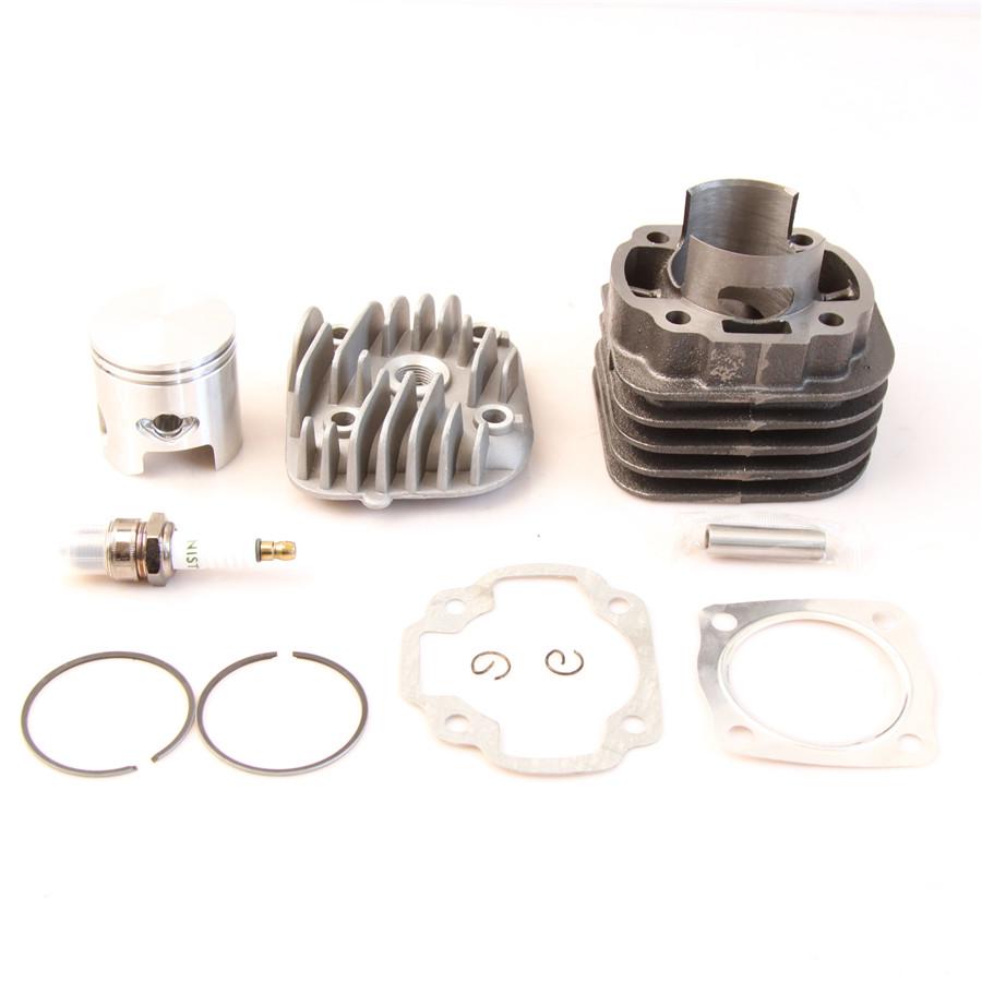 Details about High Quality 48mm 100cc Cylinder Big Bore Kit For JOG50 50CC  YAMAHA BWS/ZUMA 50