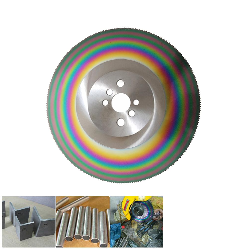 "11/"" HSS Circular Saw Blade Cutting Disc for Iron Steel Tube Cutter 275x2.0x32mm"