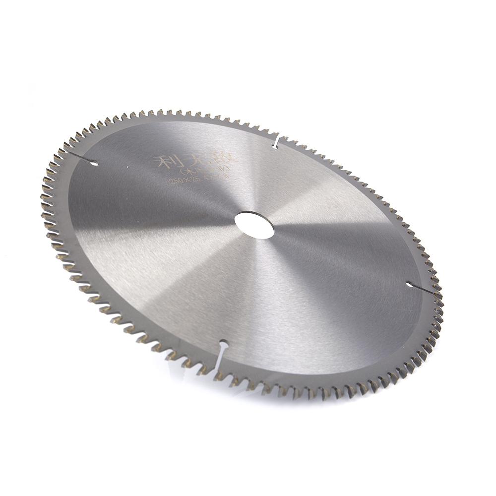 10 Inch Carbide Circular Power Cutting Disc Saw Blade Wood Woodworking Tool 60T