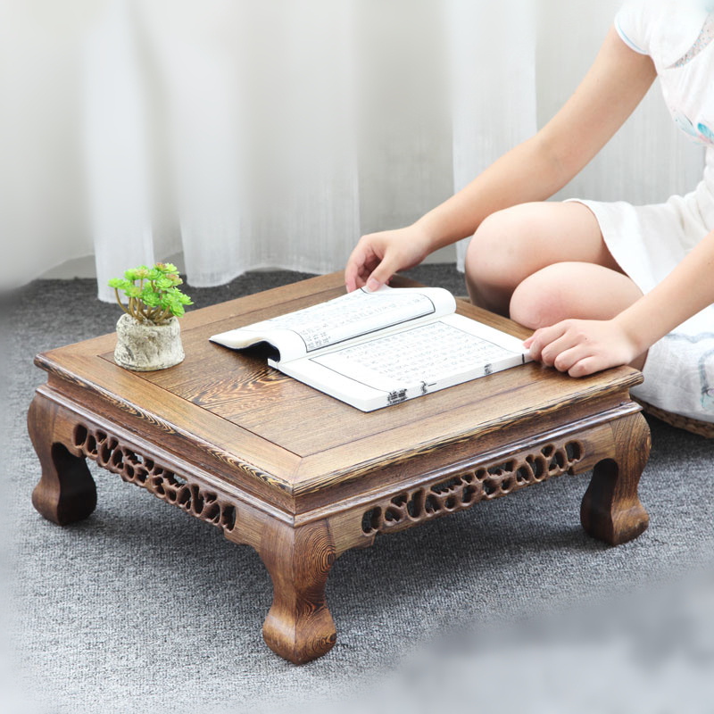 Details About Classical Wenge Table Solid Wood Study Table On Bed Multi Size Good Quality New
