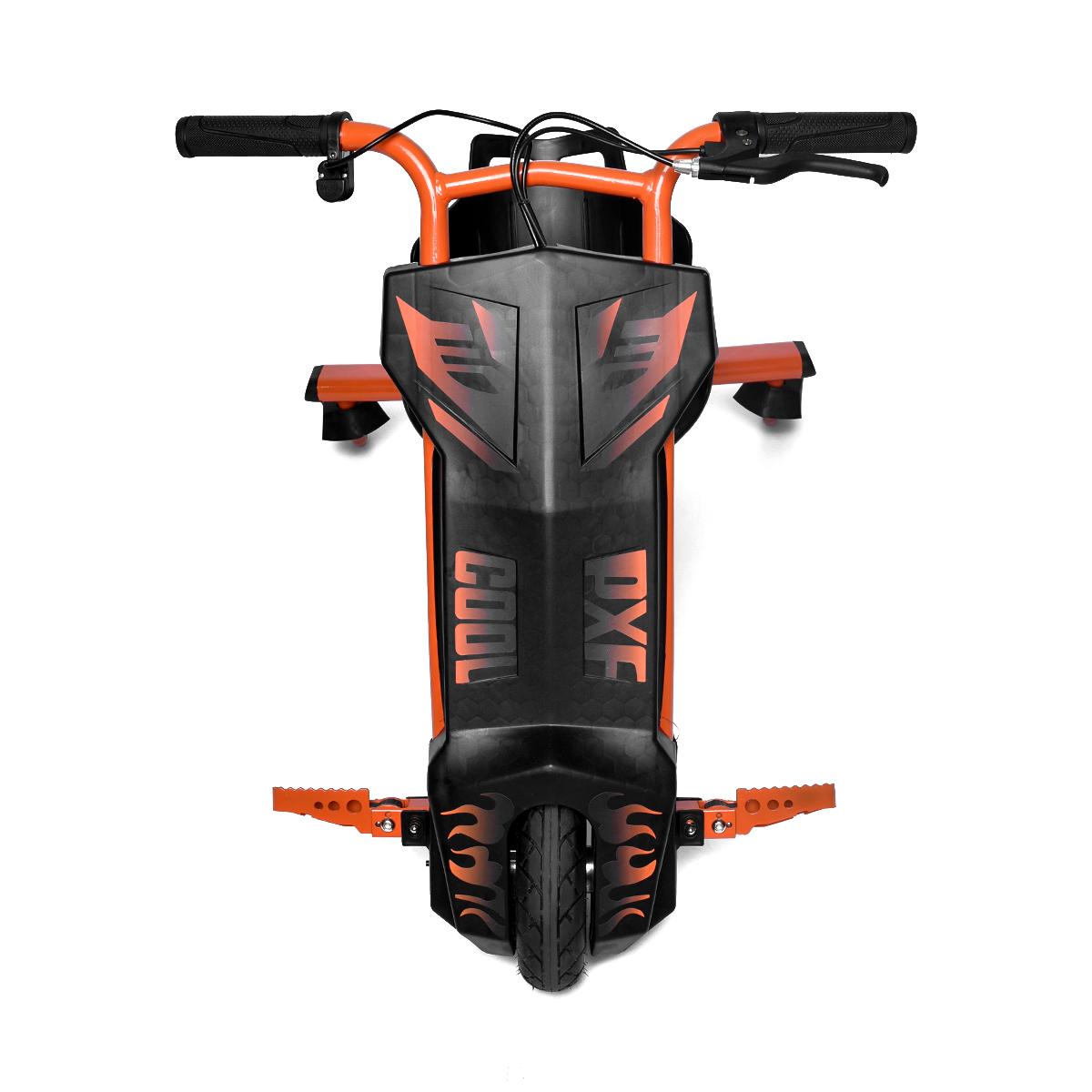 Adult three wheel scooter