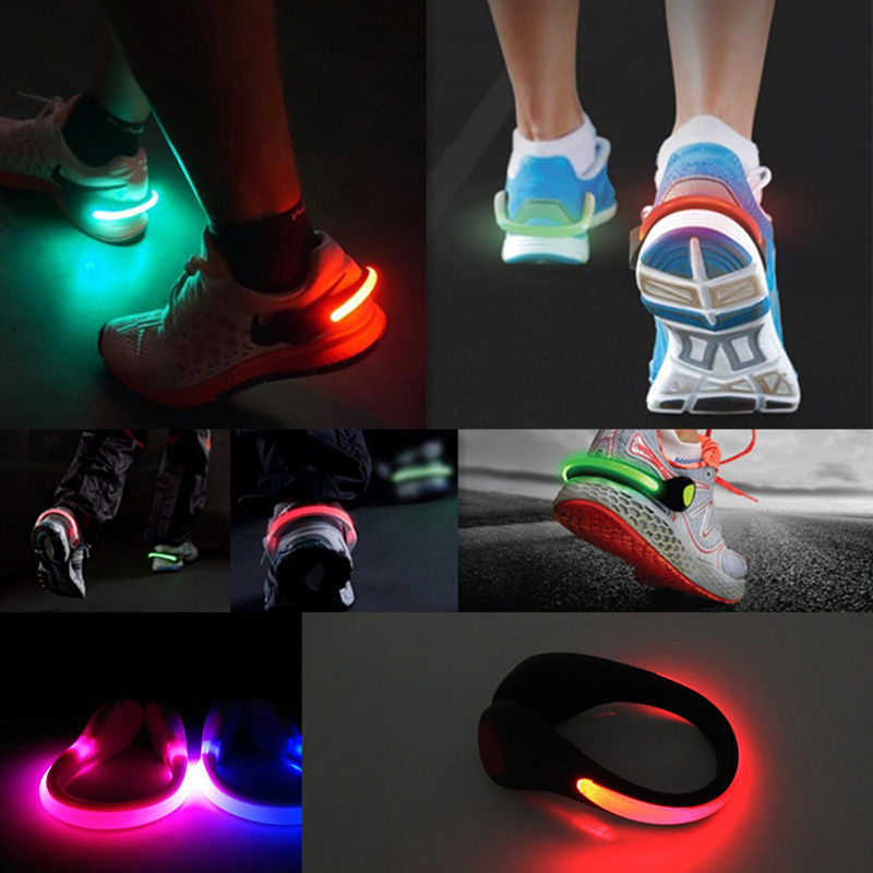 Image result for LED Luminous Shoe Clip