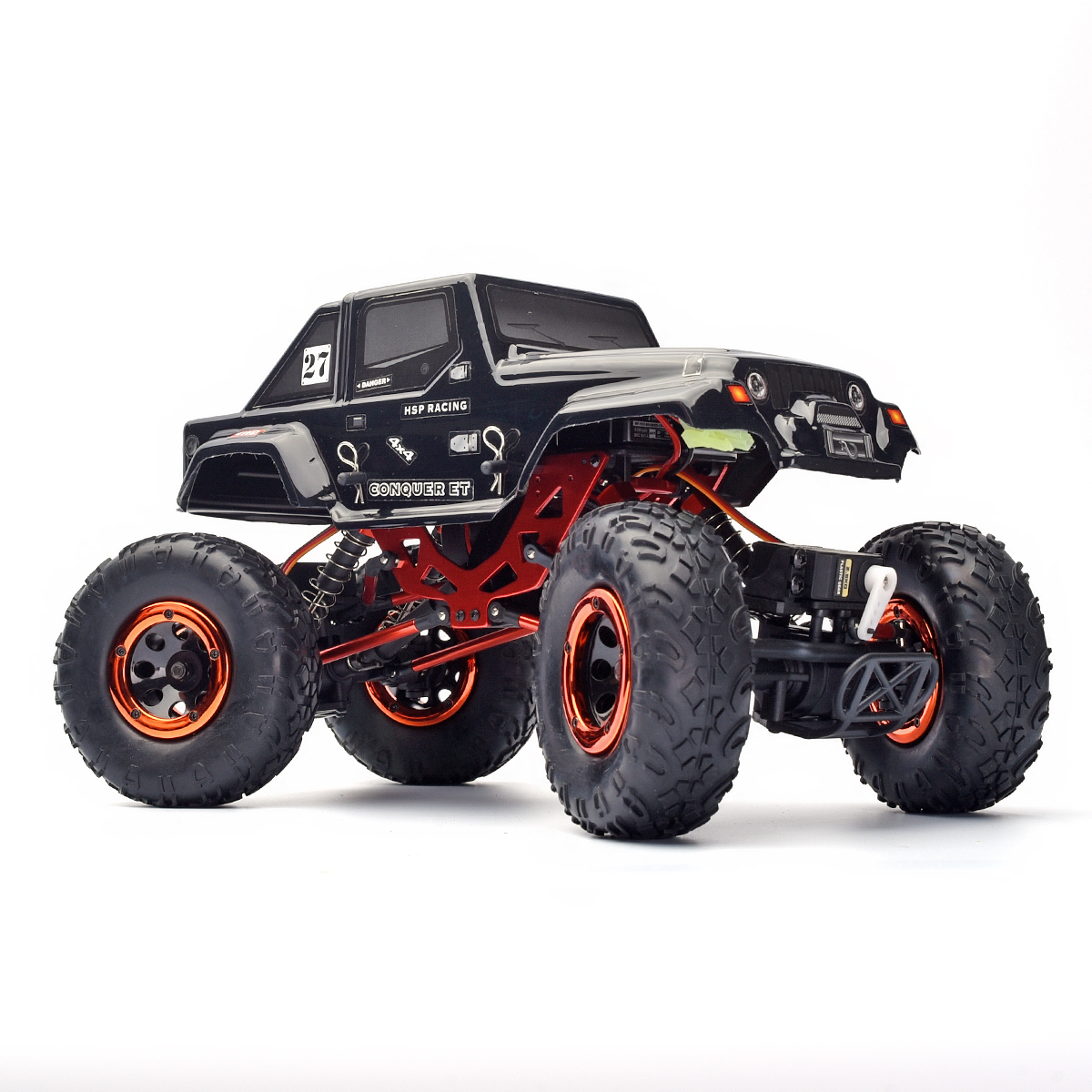 hsp rc car 1 18 electric power off road crawler 94680s. Black Bedroom Furniture Sets. Home Design Ideas