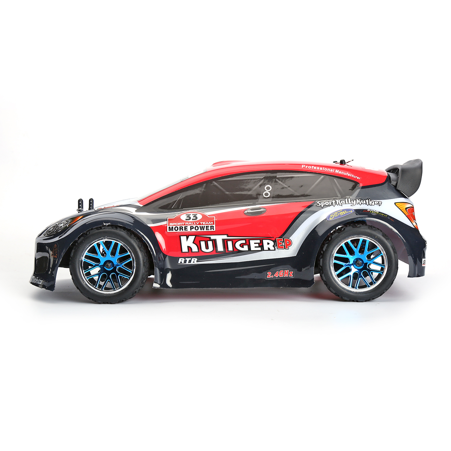 ferngesteuertes rc auto drift car hsp 94123 rally rtr 1 10 94118pro ebay. Black Bedroom Furniture Sets. Home Design Ideas
