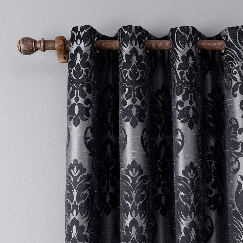 Heavy Thick Window Curtain Panel Blackout Thermal Lined Solid Treatment Drapes Ebay