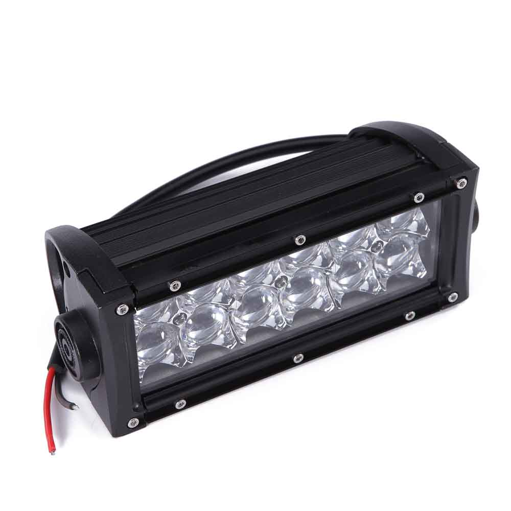 osram 5d 84w 7inch spot led light bar work offroad driving. Black Bedroom Furniture Sets. Home Design Ideas