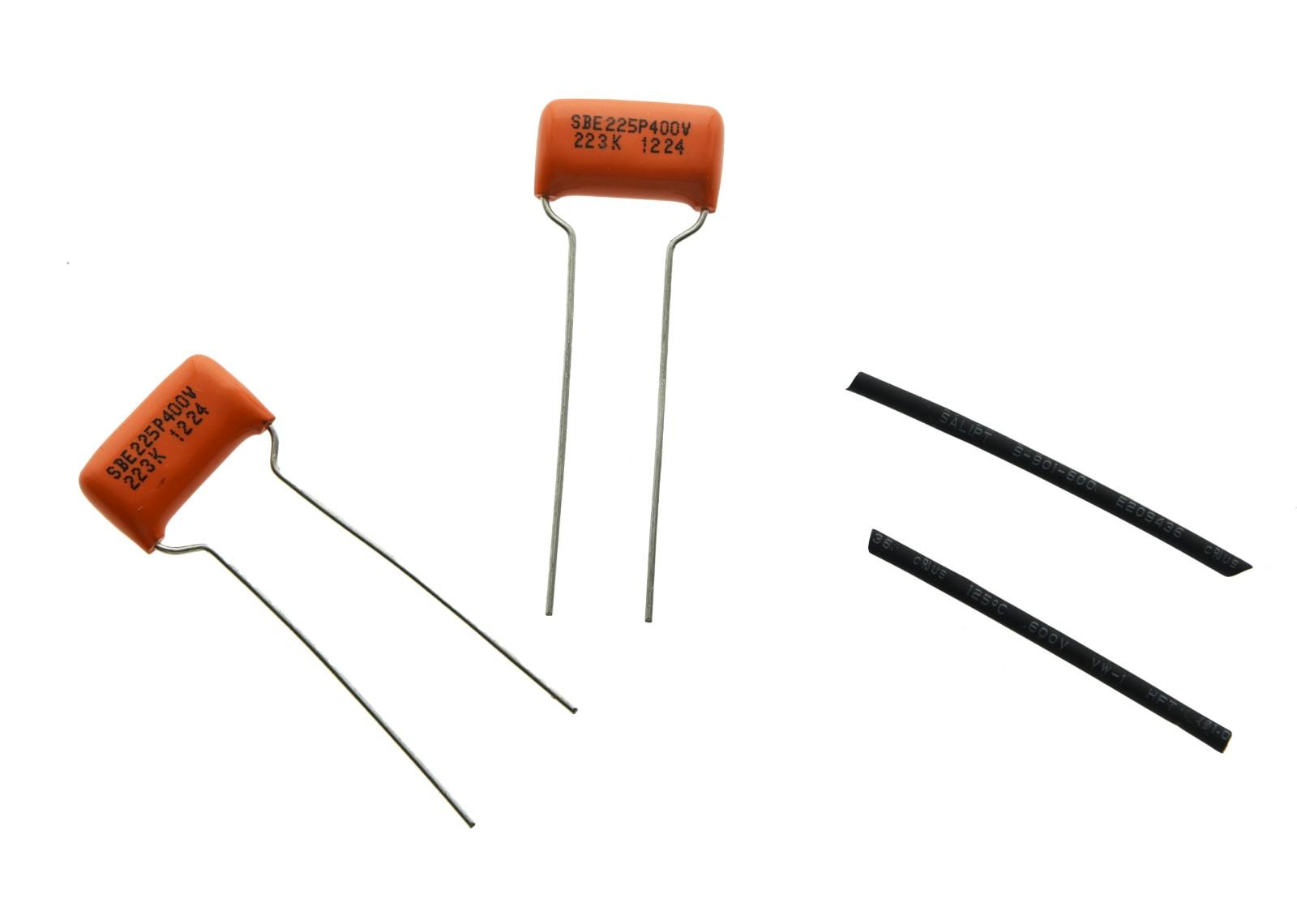KAISH 2xGuitar Bass Sprague225P Orange Drop Capacitor ...