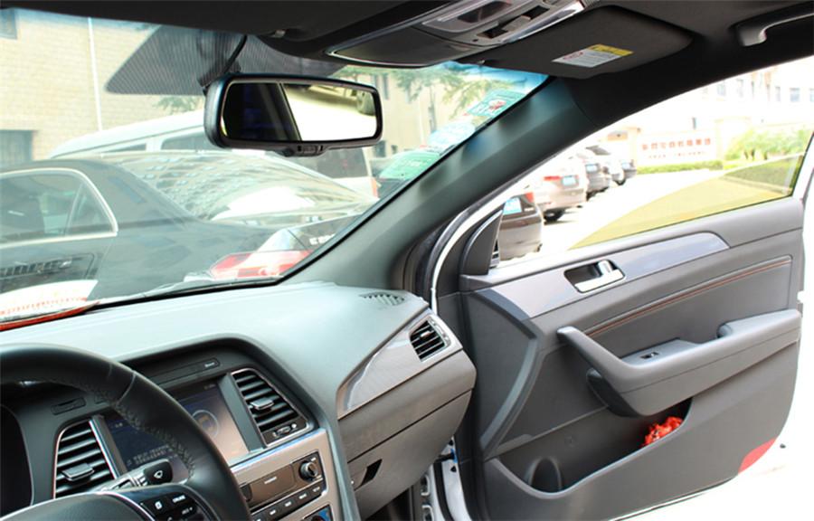 """800*480 4,3/""""Rückspiegel TFT Rückfahrmonitor Auto dimmbar Anti-Glare 12V AV1//AV2"""